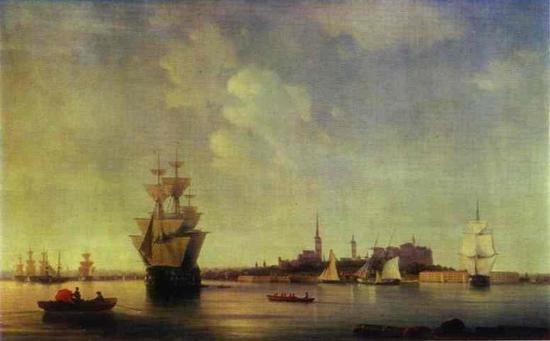 俄著名画家被盗画作已在瑞士退出拍卖