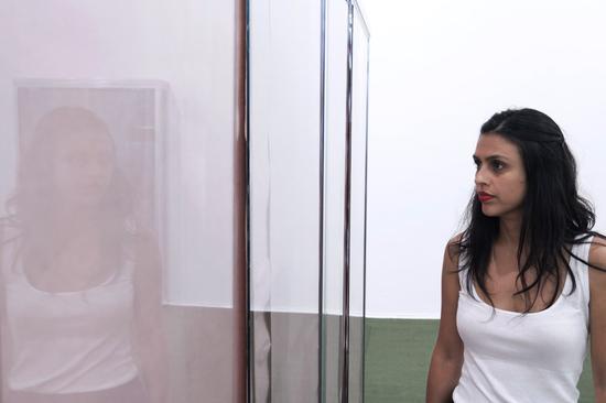 巴西艺术家辛迪亚·马塞勒