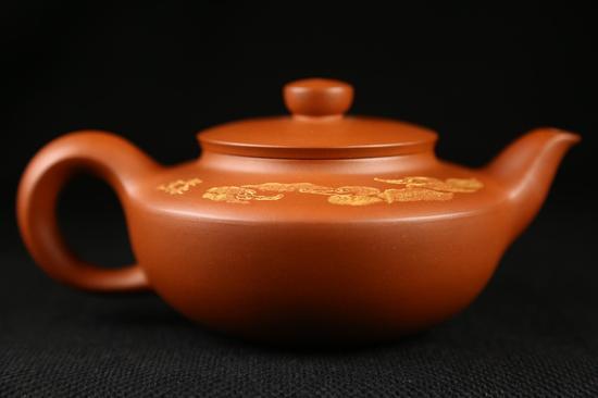 潘颖《合欢壶》