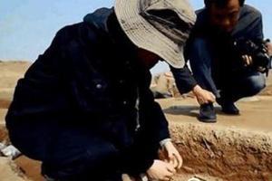 发现世界上最早的文字 被写在陶器上距今4千年