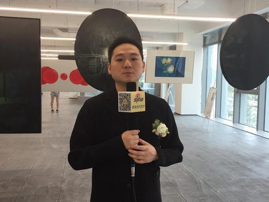 杨勋接受采访