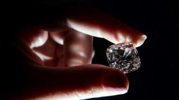 拿破仑戴的粉钻将拍卖 估900万美元