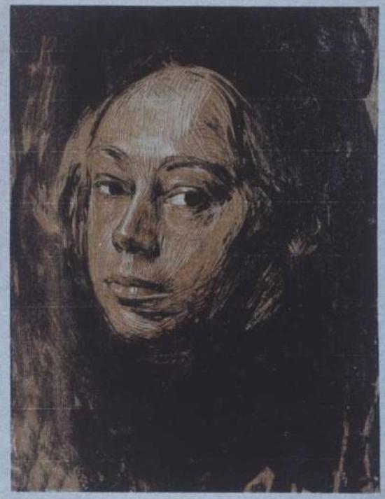 自画像,1901