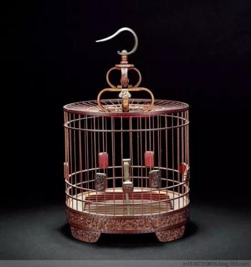 古董鸟笼需具备的三大特征解析