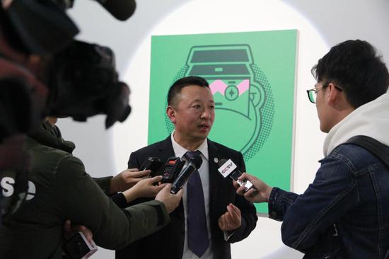 艺术节秘书长、繁星戏剧村创始人樊星接受采访
