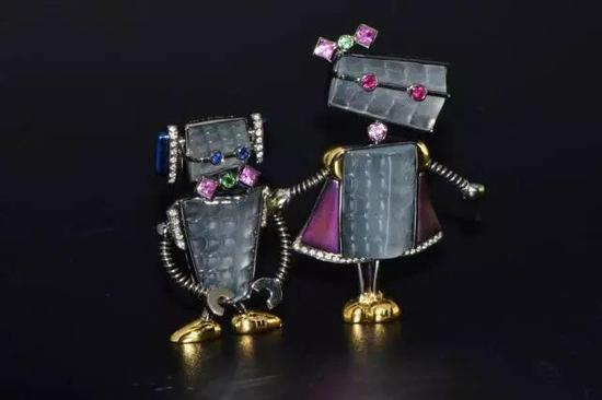 蔡安和《机器人》