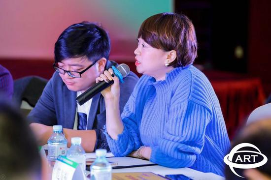 库拍出席2017中国艺术品电商秋季峰会为行业献策