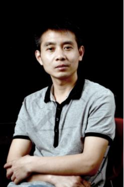 """图一  创山水瓷技之大成的""""瓷坛新秀""""盛北京"""