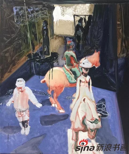 中国美术学院海内外校友十人作品联展