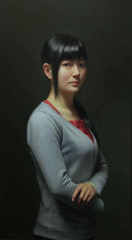 张青《娟娟》