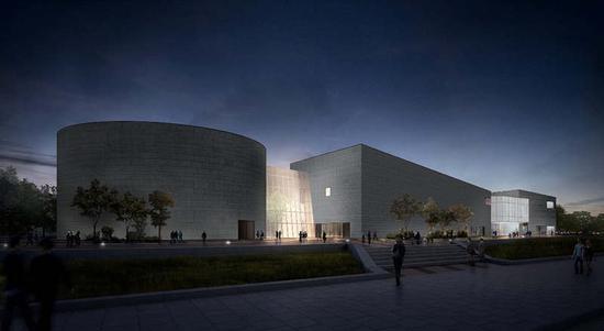上海宝龙美术馆