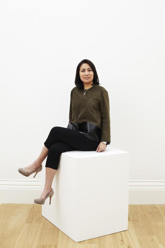 蘇富比亚洲区主席黄林诗韵(Patti Wong)