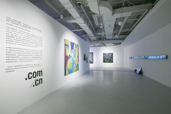 展览《.com.cn》