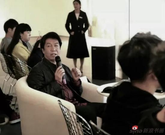 蔡广斌现场回答观众提问