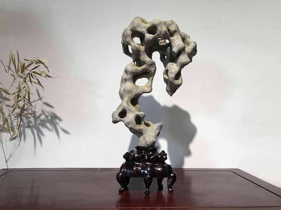 精品太湖石