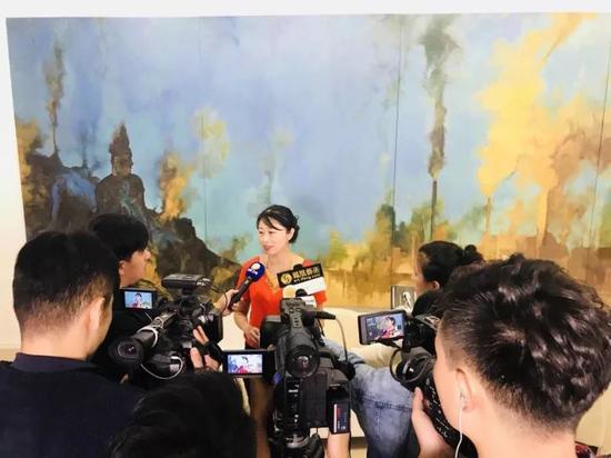 策展人肖戈采访