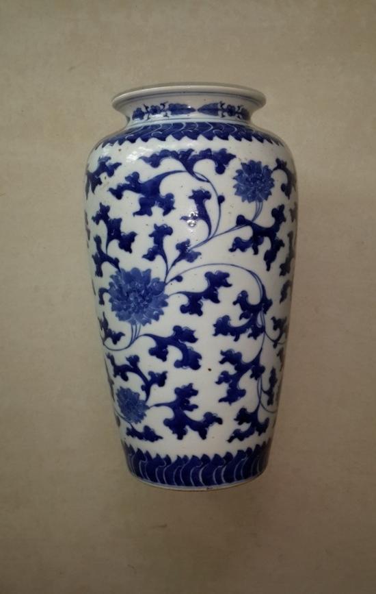 图7―1做旧筒瓶