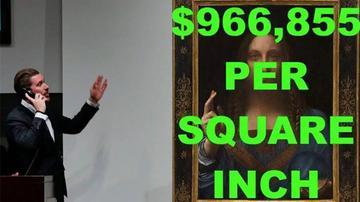 为何有人愿意花4.5亿美金买幅画?