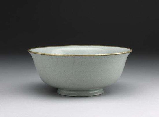 ■大英博物馆藏北宋 汝窑碗