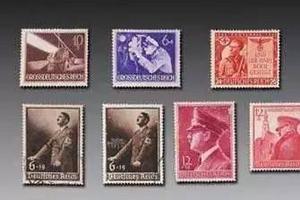 """第二次世界大战中的""""邮票战"""""""