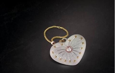 2010年:1001 Nights Diamond Purse (一千零一夜钻石手袋)
