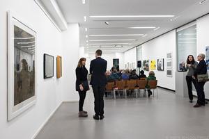 第三届德中青年艺术家发展基金联展开幕