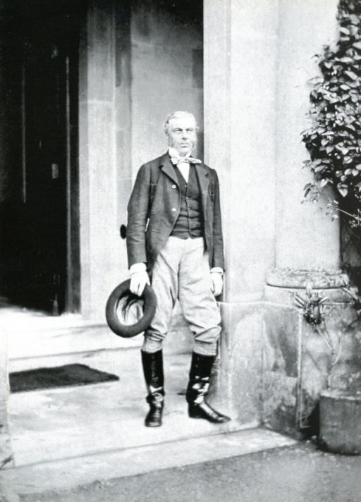 Alfred Morrison