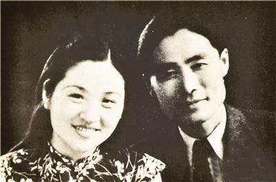 1940年12月王子云、何正璜结婚照
