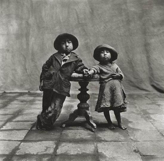 欧文·佩恩镜头下的库斯科儿童