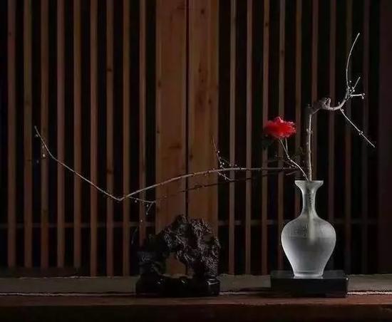 瓶花 艺术家徐文治