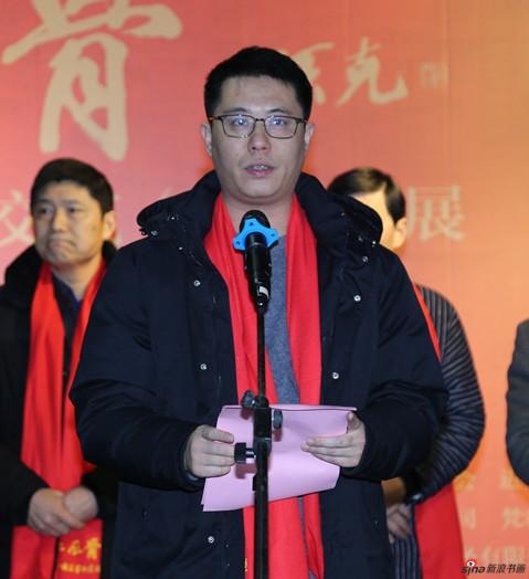 进贤县人民政府副县长杨雨晨致辞