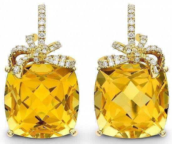 """是""""玉""""又非玉的黄色宝石欣赏"""