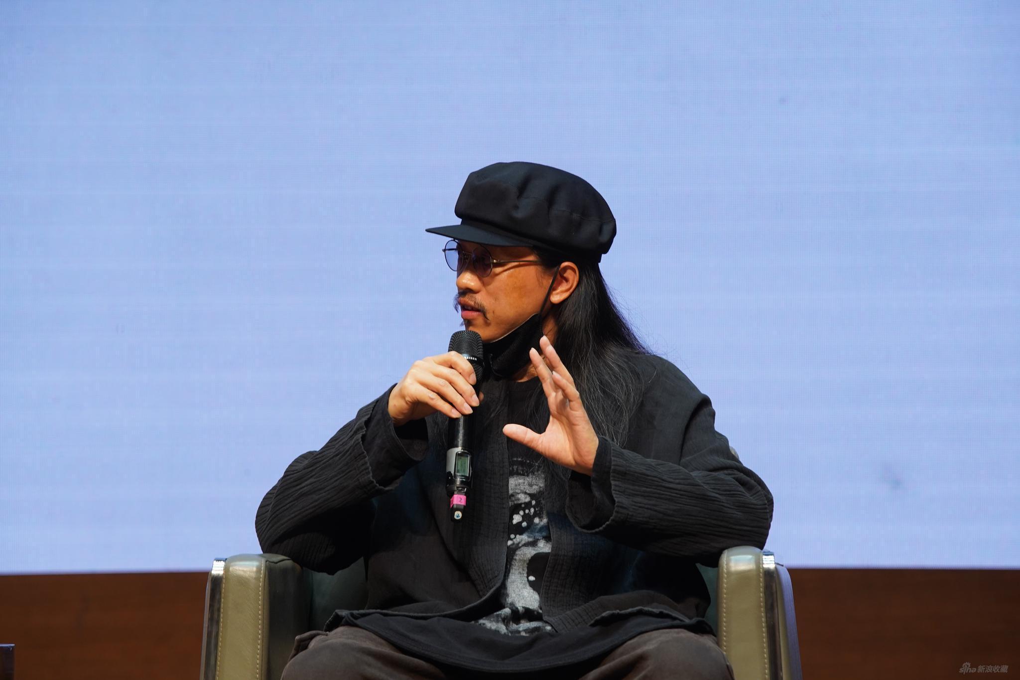 著名时尚摄影师、视觉艺术家陈旭人人艺术分享