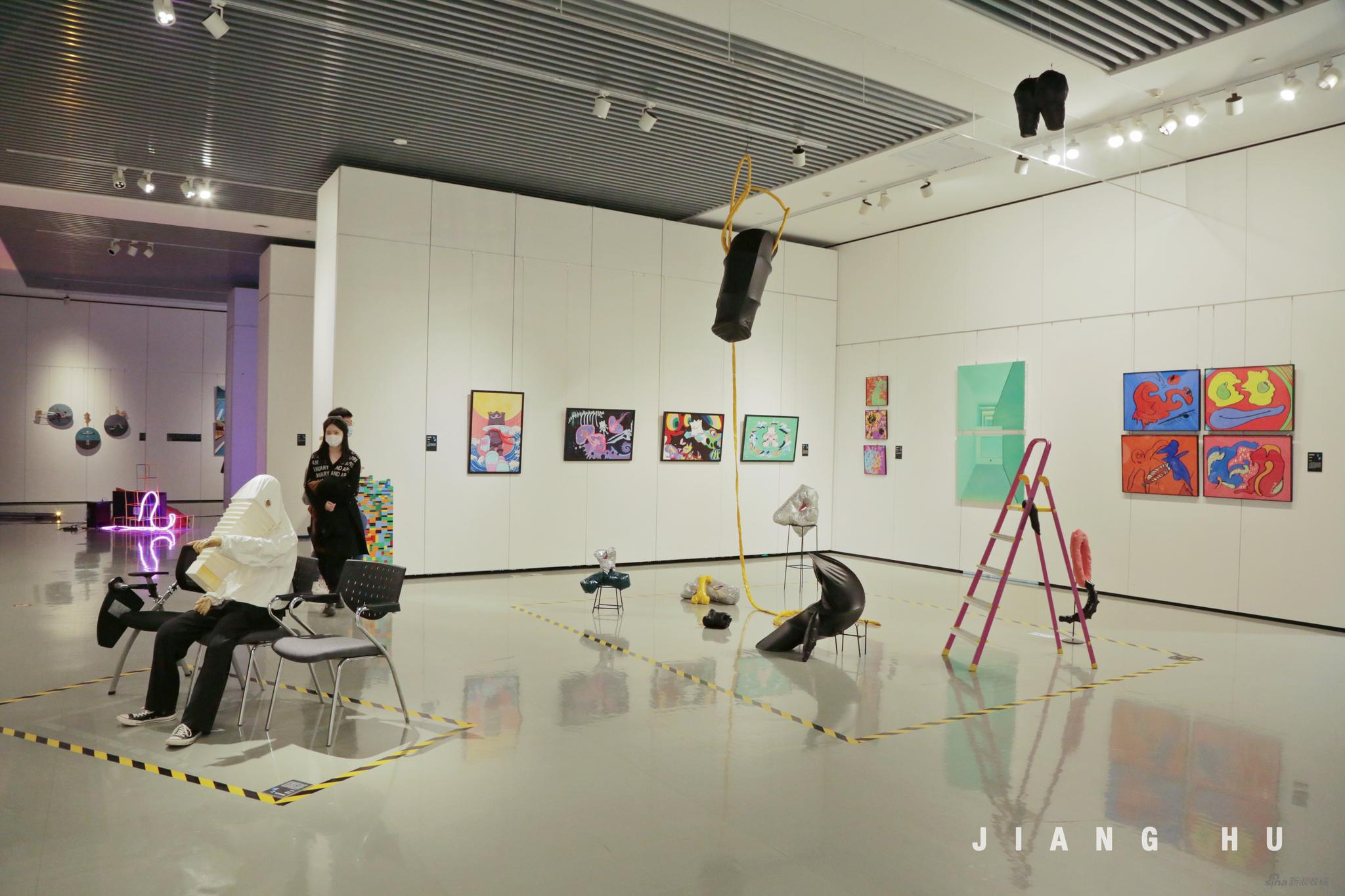 展览推荐 江湖——青年当代艺术家邀请展