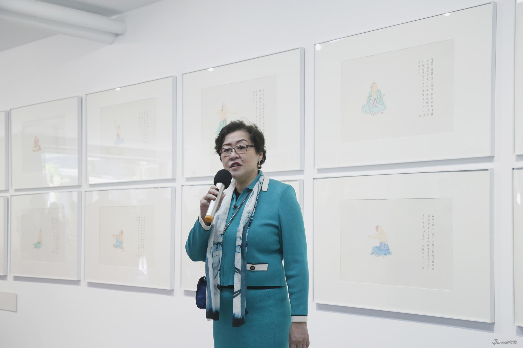 圣佳曦和文化产业集团董事长刘亭