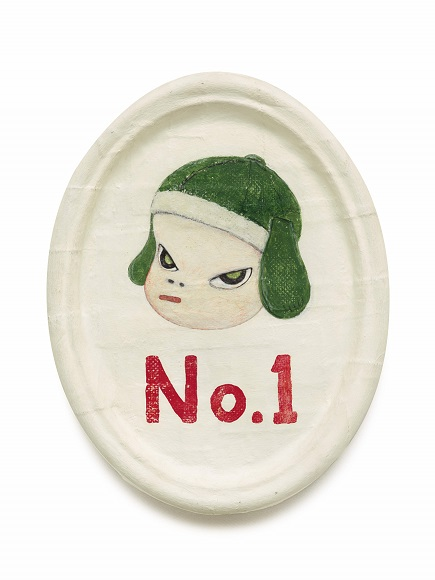 拍品编号:120, 奈良美智 Yoshimoto Nara - No.1,1996年作