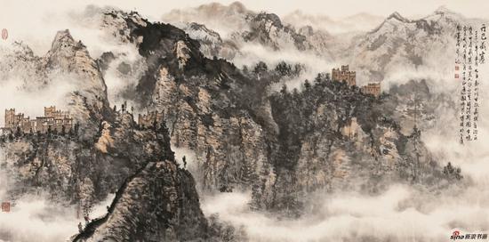 四川丹巴藏寨