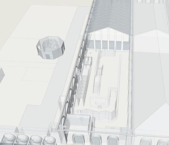 第58届威尼斯双年展中国馆搭建方案