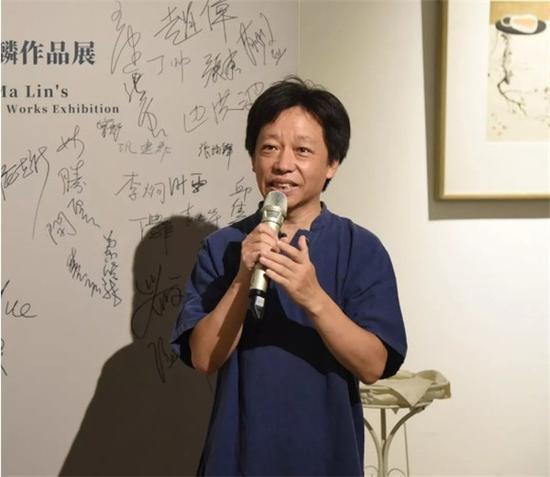 文化学者刘墨致辞