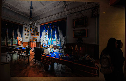俄罗斯彼得夏宫珍贵文物首次亮相京城