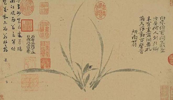 堪称海外私人中国书画收藏三甲 阿部房次郎办展