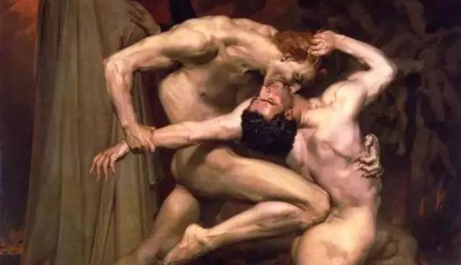 艺术圈的暴力美学:卡拉瓦乔巴斯奎特都是佼佼者