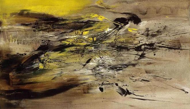 艺术市场降温 是什么支撑抽象画派依旧好卖