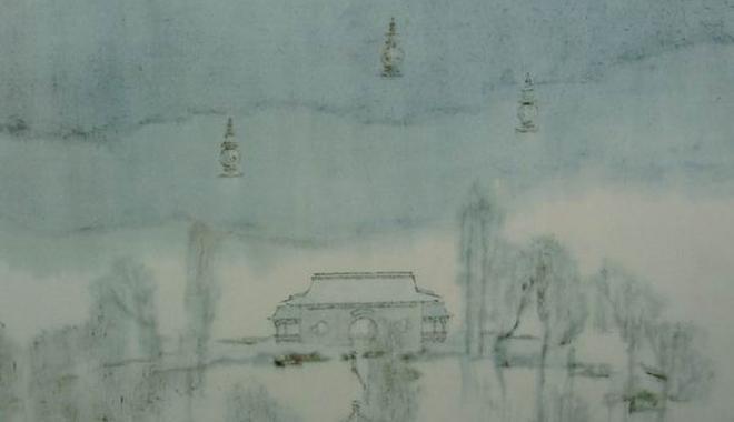 画西湖的 不仅仅是黄宾虹与杭州的画家