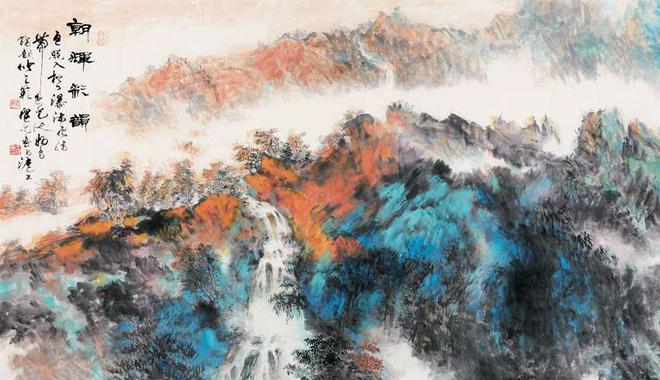 2019年全国两会重点推荐艺术家——王健尔
