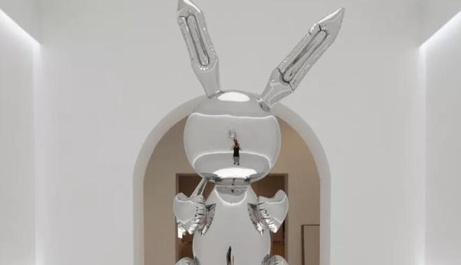 杰夫·昆斯《兔子》6.26亿人民币成交