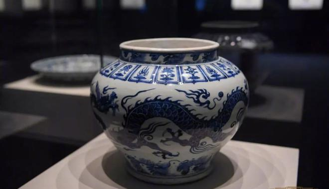 国博展出元代瓷器大家族 揭开元代瓷器历史上地位