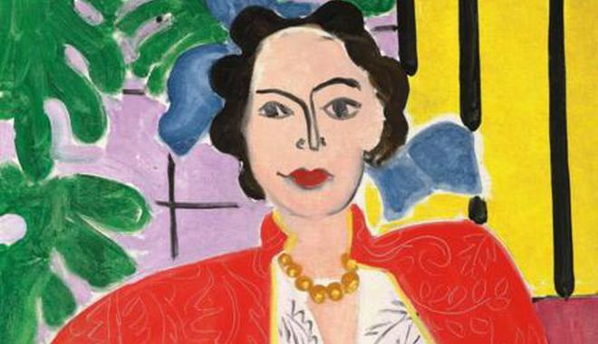 马蒂斯《戴琥珀项链的女人》领衔佳士得伦敦拍卖