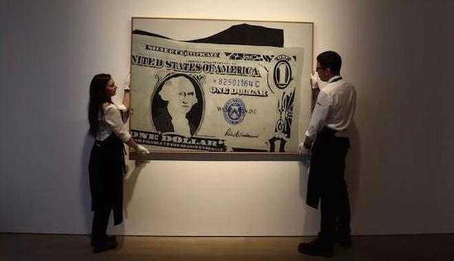 三大画廊击败拍卖行 获收藏家4.5亿美元藏品出售权