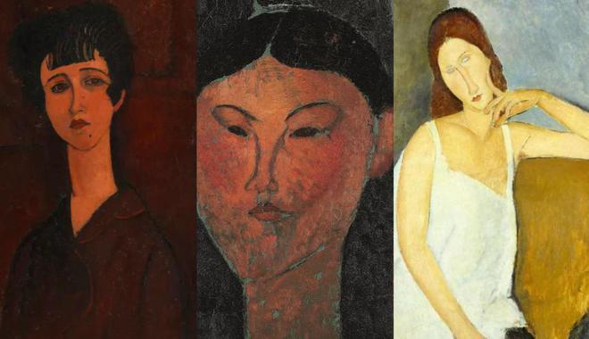 """莫迪利亞尼""""畫中有畫""""藏著他生命中的魔鬼與繆斯"""